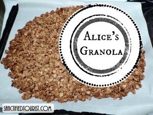 Alice's Granola